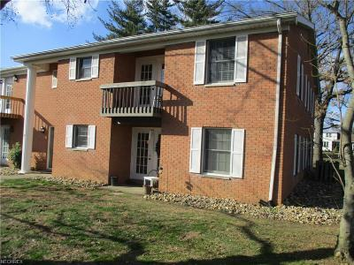 Zanesville OH Condo/Townhouse For Sale: $79,900