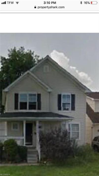 Cleveland Single Family Home For Sale: 3856 Central Ave