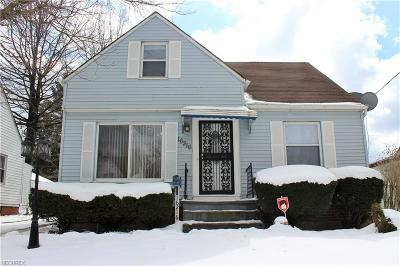 Cleveland Single Family Home For Sale: 16216 Lotus Dr