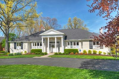 Cuyahoga County Single Family Home For Sale: 18788 North Valley Dr