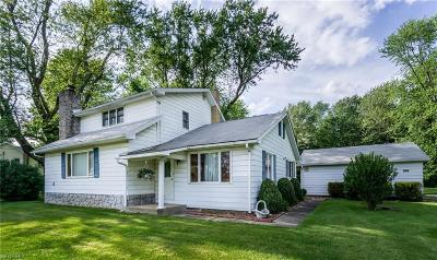 Single Family Home For Sale: 22630 Georgetown Rd