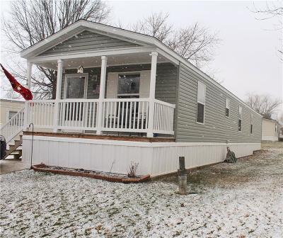 Single Family Home For Sale: 12205 Goshen Rd
