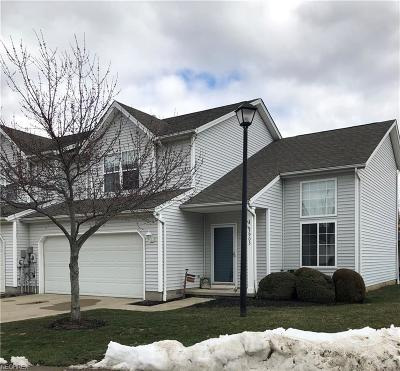 Medina OH Condo/Townhouse For Sale: $144,900