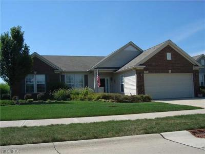 North Ridgeville Single Family Home For Sale: 38427 Kingsbury Dr