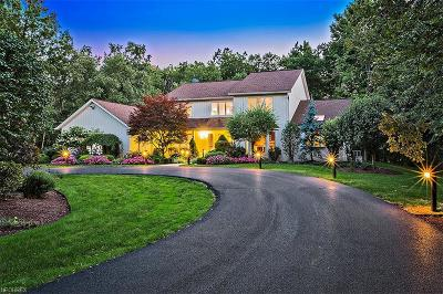 Moreland Hills Single Family Home For Sale: 90 North Strawberry Ln
