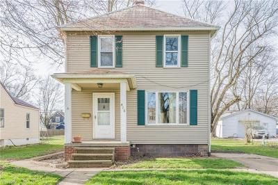 Single Family Home For Sale: 475 West Indiana Ave