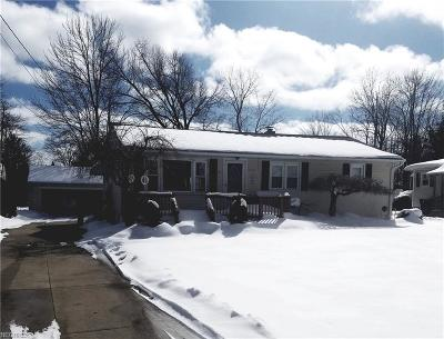 Geauga County Single Family Home For Sale: 13609 Seco Blvd