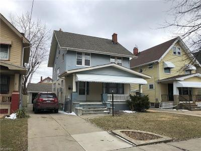 Cleveland Single Family Home For Sale: 3379 West 95th St
