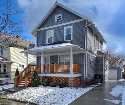 Lakewood Single Family Home For Sale: 1357 Gladys Ave