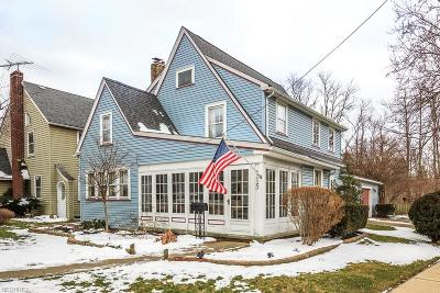 Painesville OH Single Family Home For Sale: $134,900