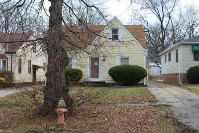 Cleveland Single Family Home For Sale: 4467 West 56th St
