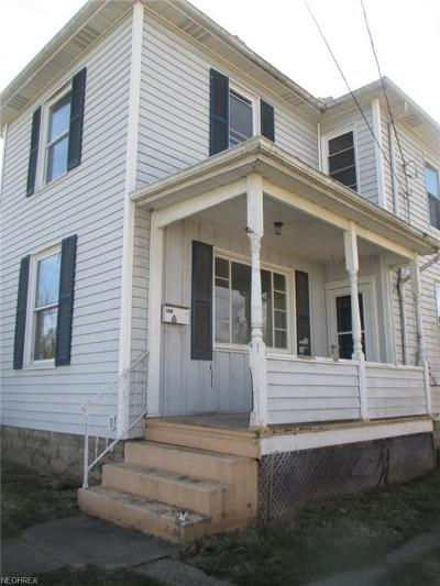 Zanesville Single Family Home For Sale: 493 Gray St