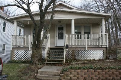 Zanesville OH Single Family Home For Sale: $42,900