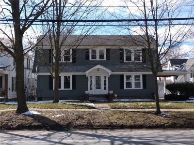 Lodi OH Single Family Home For Sale: $129,900