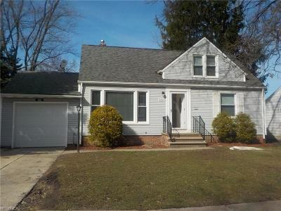 South Euclid Single Family Home For Sale: 4365 Norma Dr