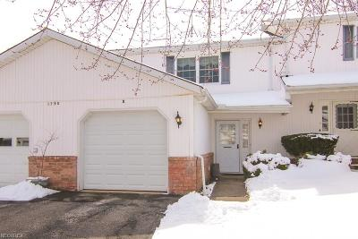 Summit County Condo/Townhouse For Sale: 1790 Rolling Hills Dr #D