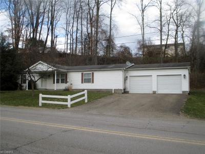 Zanesville Single Family Home For Sale: 2232 Adams Ln
