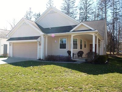 North Royalton Single Family Home For Sale: 10242 Crystal Springs Dr