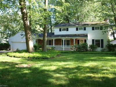 Timberlake Single Family Home For Sale: 48 Shawondassee Dr