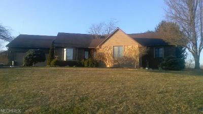 Waterford OH Single Family Home For Sale: $262,000