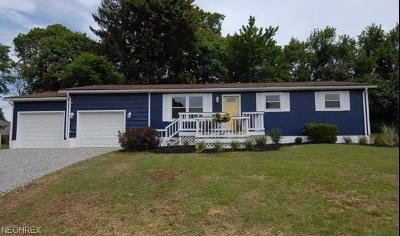 Zanesville OH Single Family Home For Sale: $127,900