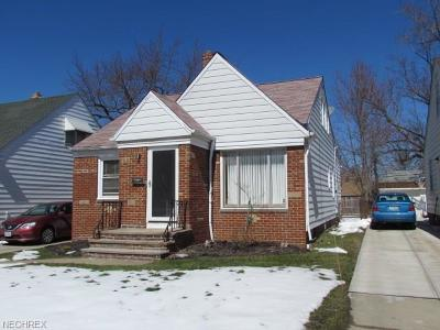 South Euclid Single Family Home For Sale: 4209 Wyncote Rd