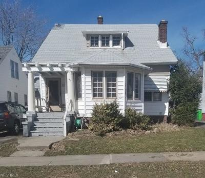 Garfield Heights Single Family Home For Sale: 10201 Russell Ave