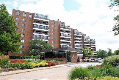 Beachwood Condo/Townhouse For Sale: 27500 Cedar Rd #705