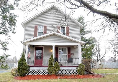 Guernsey County Single Family Home For Sale: 1311 Brenton Rd