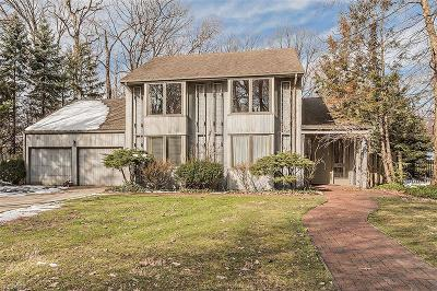 Cleveland Heights Single Family Home For Sale: 2280 Tudor Dr