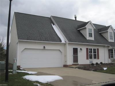 Medina OH Condo/Townhouse For Sale: $159,900