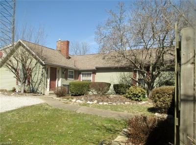 Zanesville OH Single Family Home For Sale: $119,900