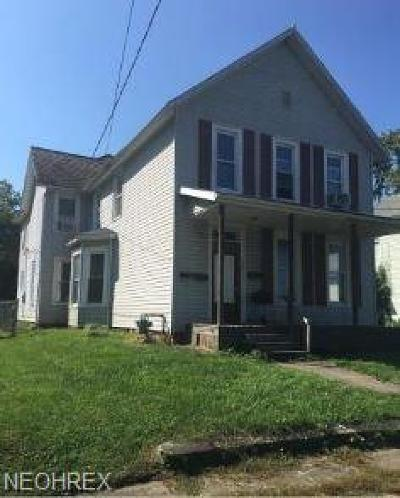 Licking County Multi Family Home For Sale: 151 South 5th St