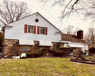 Cleveland Single Family Home For Sale: 1447 Burlington Rd