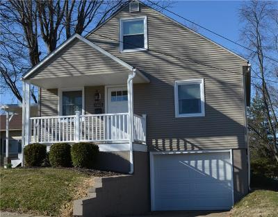 Zanesville OH Single Family Home For Sale: $99,900