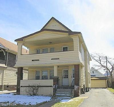 Garfield Heights Multi Family Home For Sale: 10310 Runnymede Ave