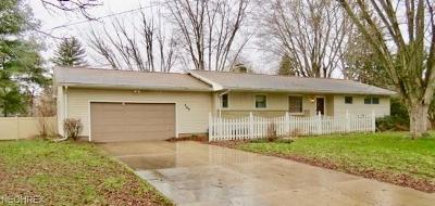 Zanesville OH Single Family Home For Sale: $1,000