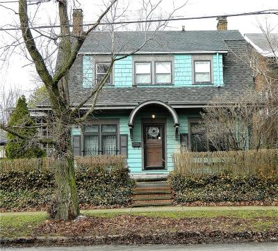 Cleveland Single Family Home For Sale: 9800 Baltic Rd