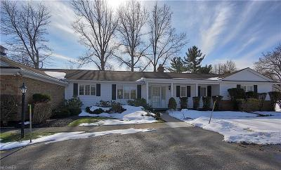 Gates Mills Single Family Home For Sale: 6686 Gates Mills Blvd