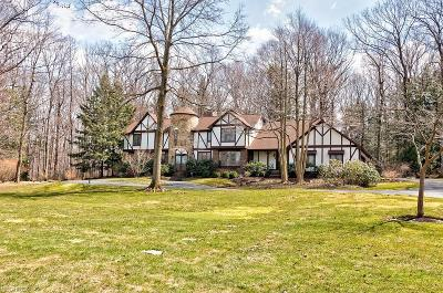 Concord Single Family Home For Sale: 8279 Whitney Ln