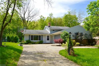 Strongsville OH Single Family Home For Sale: $186,900
