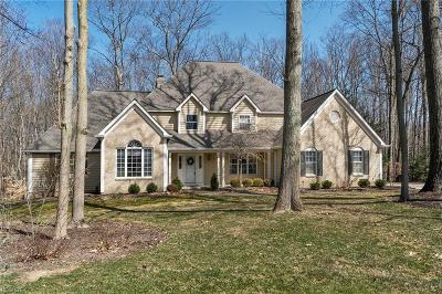 Medina Single Family Home For Sale: 3539 Hunting Run Rd