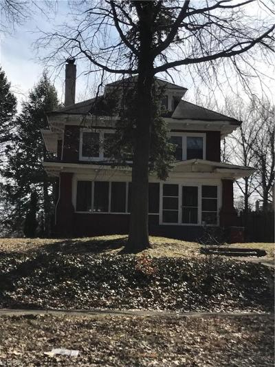 Youngstown Single Family Home For Sale: 351 Redondo Rd