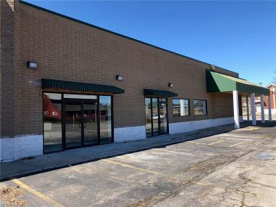 Commercial For Sale: 2700 East Aurora Rd