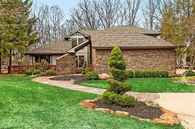Brecksville Single Family Home For Sale: 6524 Crabtree Ln