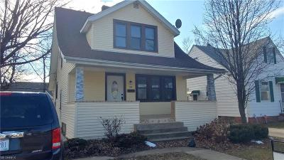 Willowick Single Family Home For Sale: 394 East 322nd St