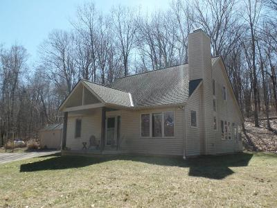 Licking County Single Family Home For Sale: 8342 Mulberry Rd