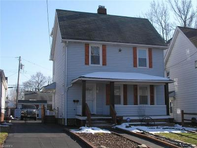 Cleveland Single Family Home For Sale: 8804 Vineyard Ave