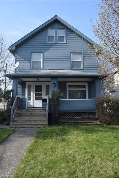 Struthers Single Family Home For Sale: 375 Elm St