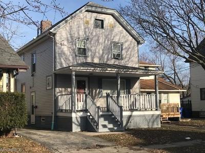 Cleveland Single Family Home For Sale: 3403 West 94th St
